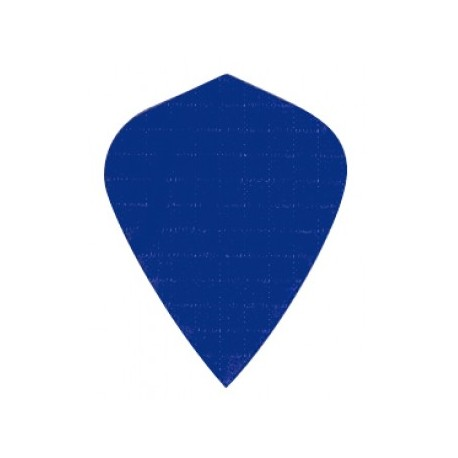 plume tissus materiel bleu kyte