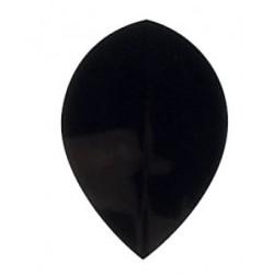 PLUME POIRE POLYESTER NOIR PP011