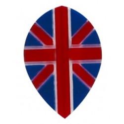 plume polyester poire british