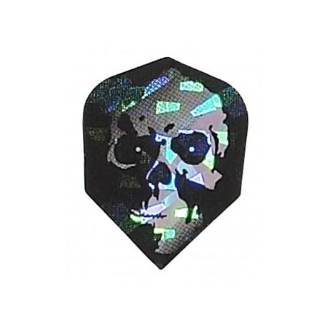 plue quazar 6419 face de skelette