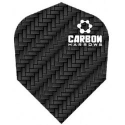 plume carbon noir