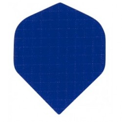 plume tissus materiel bleu marine