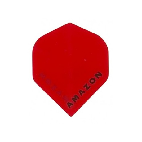 plume amazon rouge