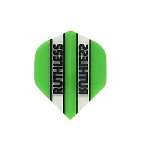 plume ruthless verte ligne transaparente